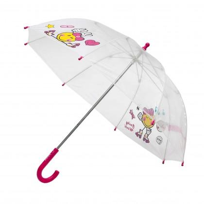 Skaidrus vaikiškas skėtis  CL-26170/02