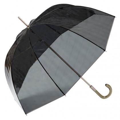 Skaidrus, žaismingas ilgas skėtis EZ-10772-2